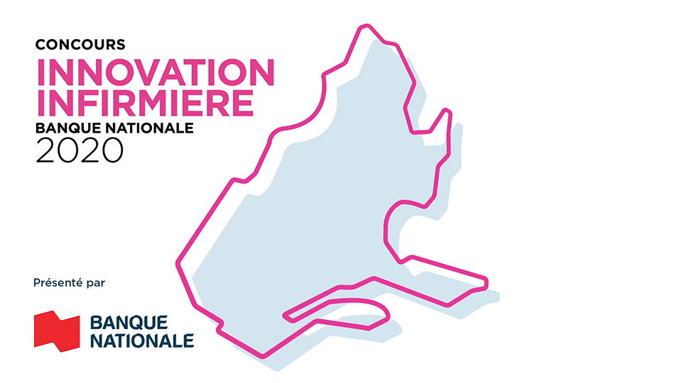Grand prix Innovation infirmière Banque Nationale 2020